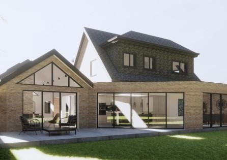 Single Storey Rear Extension in Wallington, Sutton
